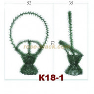 Фон корзины,К18-1,ПВХ,металл